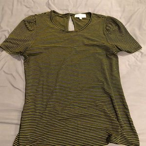 Short puffed sleeve t shirt by philosophy